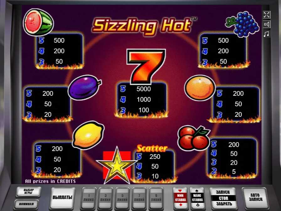 Sizzling Hot Deluxe Download Chip